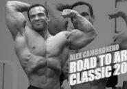 Arnold Classic 2020. Финал в дивизионе «Classic Physique»