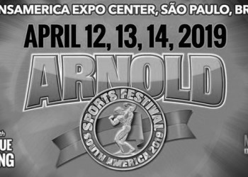 Arnold Classic South America 2019
