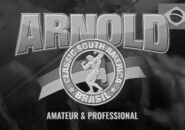 Arnold Classic South America 2020 перенесен на октябрь