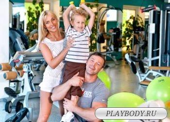 Фитнес-клуб для всей семьи