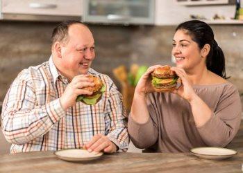 ожирение в США
