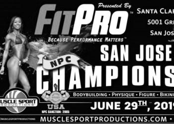 San Jose Pro 2019