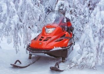 снегоход тайга